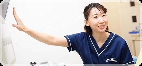 女性ドクターによる矯正治療